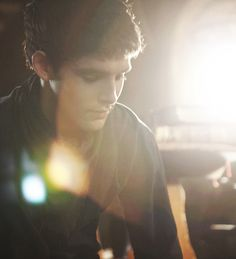 Such a beautiful picture of Colin. <3