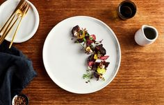 Beetroot dish from The Independent Gembrook via The Design Files