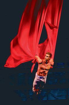 Cirque du Soleil: La Nouba at Downtown Disney in Orlando, Florida
