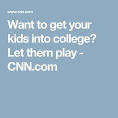 Every day where we work, we see our young students struggling with the transition from home to school. They're all wonderful kids, but some can't share easily or listen in a group. Play To Learn, Parenting, College, Student, Let It Be, Learning, Kids, Young Children, University