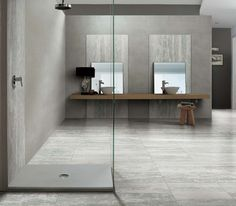 A porcelain collection ispired by the travertino natural stone: I Travertini di Rex