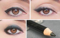 Makeup Tips, Eye Makeup, Beauty Shop, Face And Body, Ponytail, Hair And Nails, Eyelashes, Carnival, Hair Beauty