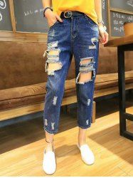 SHARE & Get it FREE | Broken Hole Frayed JeansFor Fashion Lovers only:80,000+ Items • New Arrivals Daily • Affordable Casual to Chic for Every Occasion Join Sammydress: Get YOUR $50 NOW!