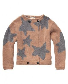scotch and soda stars and cardigan