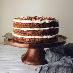 "Dorie Greenspan's  ""bill's Carrot Cake"""