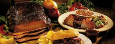 Goodwood BBQ: Love their prime rib, and REALLY love their BBQ BEEF ribs.