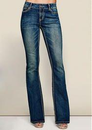 Vintage Denim Wilson Bootcut Jean