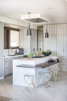 Whether you're moving into a new house with a kitchen in need of serious overhauling or ready to give your longtime kitchen a little upgrade, one of the main considerations is cabinets. The style you pick will determine the entire look of your space. And when you're doling out big bucks, you don't wa