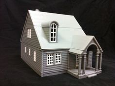 #3DPrinted House Model. |  #3DPrinting #Architecture