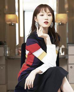 Korean Actresses, Korean Actors, Us Actress, Lee Sung Kyung, Weightlifting Fairy Kim Bok Joo, Joo Hyuk, Korean Star, Most Beautiful Women, Asian Woman