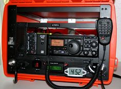 Should you get a Ham Radio License or Hide from the Government? - The Prepper Journal -By P. Henry on October 2013 Radios, Survival Prepping, Emergency Preparedness, Survival Items, Survival Stuff, Ham Radio License, Radio Amateur, Morse Code, Signs