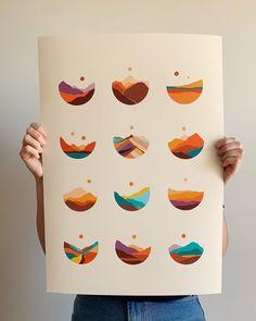 Painting Inspiration, Art Inspo, Design Inspiration, Kalender Design, Guache, Diy Canvas Art, Oeuvre D'art, Diy Art, Painting & Drawing