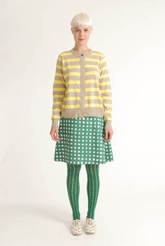 Spring Summer 2012: Toy Town Eden - Look 4 Eley Kishimoto Archive