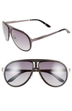 cda4bbd4923 Carrera Eyewear 59mm Aviator Sunglasses available at  Nordstrom Ray Ban  Sunglasses