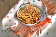 Sesame noodles Sesame Noodles, Baby Food Recipes, Kids Meals, Spaghetti, 12 Months, Ethnic Recipes, Babies, Recipes For Baby Food, Babys