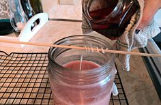 Make New Layered Candles from Old Candle Wax - Earth911.com