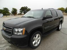 2009 Chevrolet Suburban LTZ $16700 http://www.ecarspro.com/inventory/view/9502166