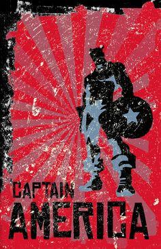 Captain America «The Avengers Author: Jennifer Hernandez»