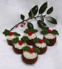 Robin choir - crochet Ferrero Rocher cosies Flowers, Leaves, (Birds & B...