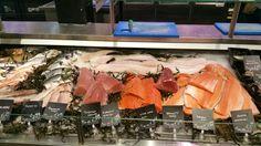 Marqt | Overtoom 21 Amsterdam | Supermarkt | Fresh Fish department | Healty Food | #trendeventnimeto