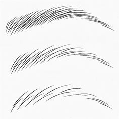 Best Fake Eyelashes To Buy Eyebrows Sketch, Mircoblading Eyebrows, Permanent Makeup Eyebrows, Eyebrow Makeup, Makeup Kit, Eyebrow Design, Phi Brows, Eyebrow Embroidery, Cosmetic Tattoo