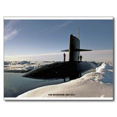 USS QUEENFISH (SSN-651)