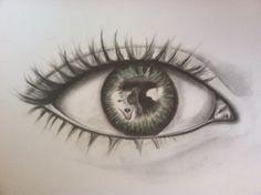 Pencil art by Suzy Nesmith