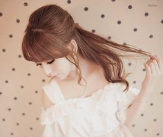 Japanese Beauty, Japanese Style, Cute Asian Fashion, Ulzzang Fashion, Favim, Pretty Outfits, Her Hair, Cool Hairstyles, Fashion Beauty