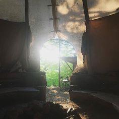 Guten Morgen im #camp