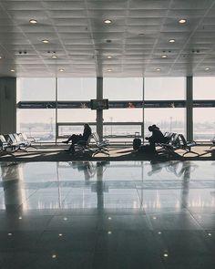 Кажется это самый тихий аэропорт в мире