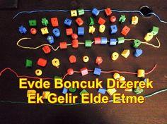 Evde Boncuk Dizerek Para Kazanma Yöntemi - http://hobiteyze.com/evde-boncuk-dizerek-para-kazanma-yontemi.html