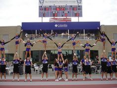 Recent Photos UWO Mustang Cheerleaders Western University, Cheerleading Pictures, Mustangs, Athletes, Basketball Court, Sports, Hs Sports, Sport, Wild Mustangs