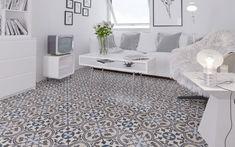 Encaustic Victorian Effect Floor Tiles, beautiful Designs At Low Online Prices, Next day Delivery Hall Tiles, Room Tiles, Bathroom Floor Tiles, Tile Floor, Kitchen Tiles, Royal Pattern, Colourful Living Room, Encaustic Tile, Style Tile