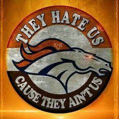 The Denver Broncos 2015!!