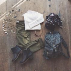 25 Inspiring Fall Flat Lays From Instagram | StyleCaster