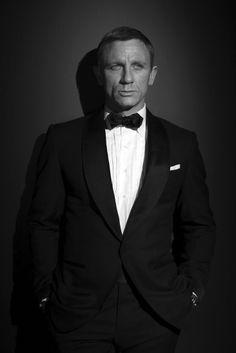 Daniel Craig. James Bond. 007.