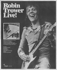 Robin Trower - Live!