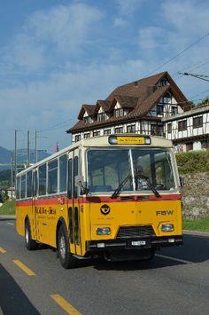 Post Bus, Benz, Bus Coach, Busses, Commercial Vehicle, Coaching, Automobile, Germany, Tours