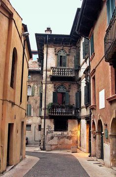 Verona is known for the story of Romeo and Juliet and for its Roman Arena,