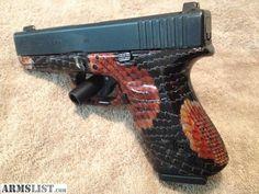 Glock 23 in Boa Hydro Dip