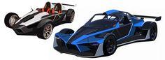 ExoCars, Kit Car Forum, Atom Ariel, Kit Speed, Superlite Roadster, Cobra, reverse trike, lotus, Caterham, Sonic7,Ariel Atom, KTM, for sale,