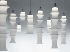 Bruno Munari - lampFalkland for Danese - 1962