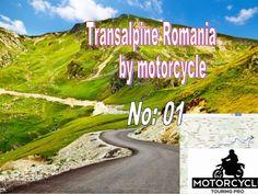 Transalpine Romania by motorcycle by Gyula Dio  via slideshare