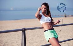 Outdoor Fitness Photoshoot | Siobhan Johnstone Aerial ...