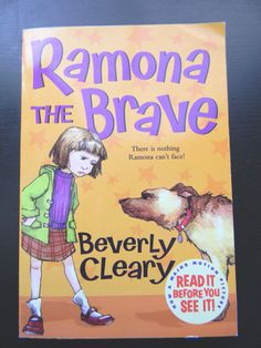 Ramona: Ramona the Brave 3 by Beverly Cleary (2013, Paperback)