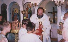 Πνευματικοί Λόγοι: Ἡ Θεία Λειτουργία τελεῖται διὰ νὰ κοινωνήσουμε!
