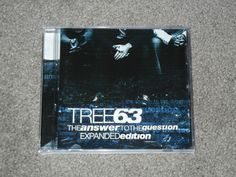 TREE63: The Answer To The Question (CD, Music, Christian, Contemporary, Gospel)  #Christian