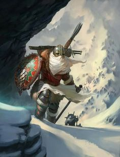 """""""We come from the land of the ice and snow..."""""""