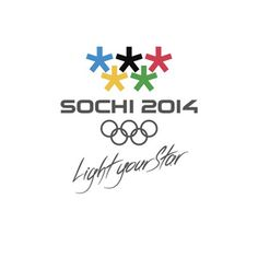 Olympic Games, inspired artwork. Sochi 2014.  I love this!