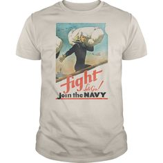 Navy Fight Lets Go T-Shirts, Hoodies. VIEW DETAIL ==►…